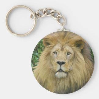 The Lion Keychain