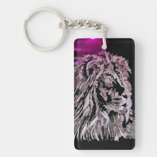 The Lion Keychain