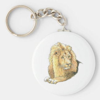 The Lion Keychains