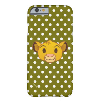 The Lion King | Simba Emoji Barely There iPhone 6 Case