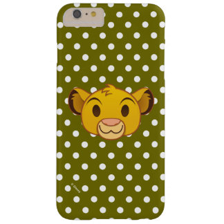 The Lion King | Simba Emoji Barely There iPhone 6 Plus Case