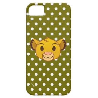 The Lion King | Simba Emoji iPhone SE/5/5s Case