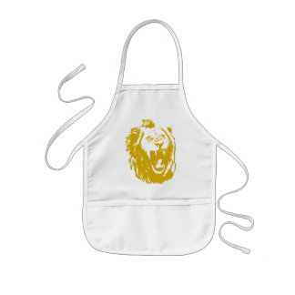 The Lion King Speaks Aprons