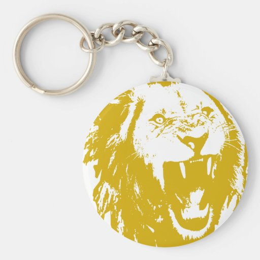The Lion King Speaks Key Chains
