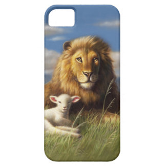 THE LION & LAMB iPhone 5 COVERS