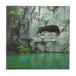 "The Lion Monument in Lucerne Tile<br><div class=""desc"">The Lion Monument in Lucerne honoring the Swiss</div>"
