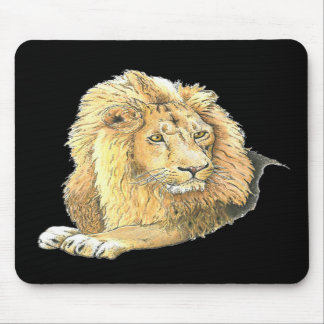 The Lion Mousepad