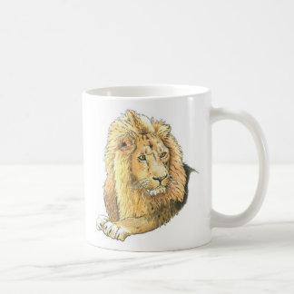 The Lion Mugs