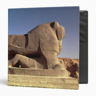 The Lion of Babylon Binder