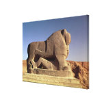 The Lion of Babylon Gallery Wrap Canvas