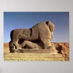 The Lion of Babylon Poster