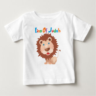 The Lion Of Judah Baby T-Shirt