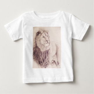 The Lion of Judah -by Jamey Lee Balester  (c). 199 Baby T-Shirt