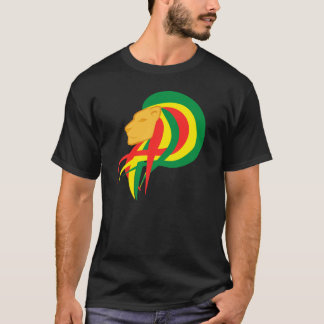 The Lion of Judah -  Haile selassie I T-Shirt