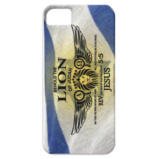 The Lion of Judah iPhone 5 Covers