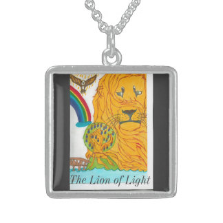 The Lion of Light Necklace