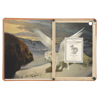 The Lion Of Peace iPad Air Covers