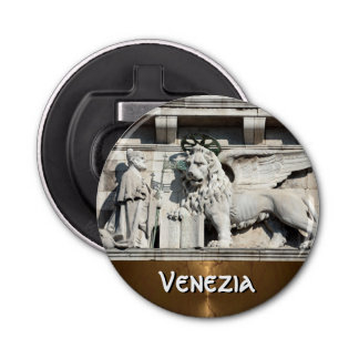 The Lion of Saint Mark - Protector of Venice Bottle Opener