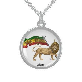 the lion of the tribe of judah sterling silver necklace