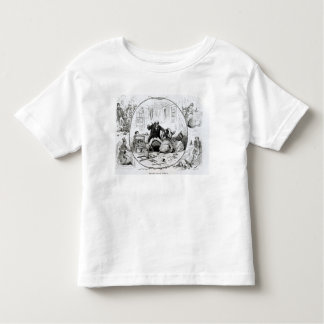 The Lion out of Humour Toddler T-shirt