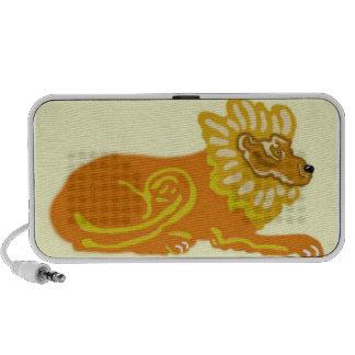 The Lion Portable Speaker