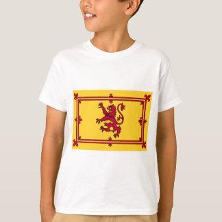 The Lion Rampant of Scotland T-Shirt