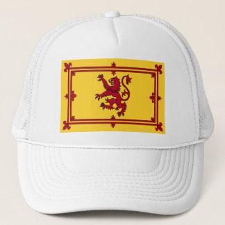 The Lion Rampant of Scotland Trucker Hat