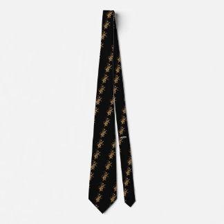 The Lion Rampant Tie
