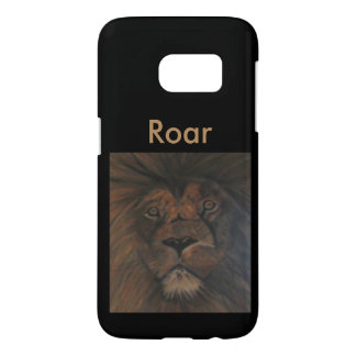 The Lion S7 iPhone Case 4 Anyone on Black/Brown