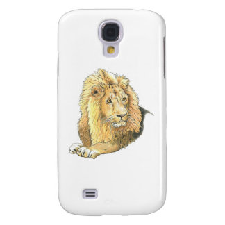 The Lion Samsung Galaxy S4 Cases