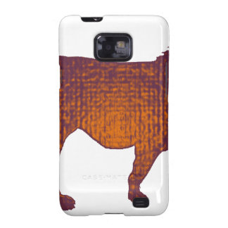 THE LION SUNSET SAMSUNG GALAXY SII CASES
