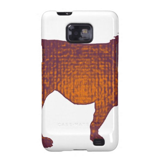 THE LION SUNSET GALAXY S2 COVER