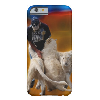 The Lion Tamer Barely There iPhone 6 Case