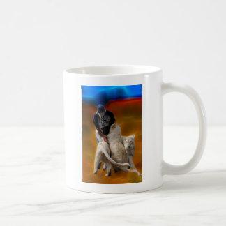 The Lion Tamer Coffee Mug