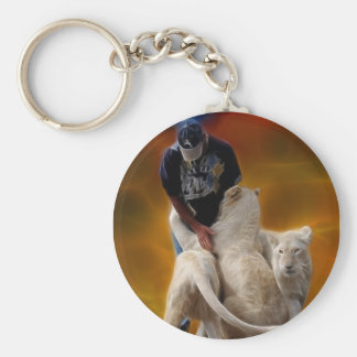 The Lion Tamer Keychains
