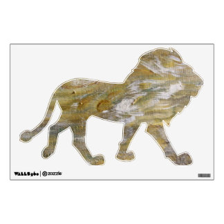 The Lion Wall Sticker