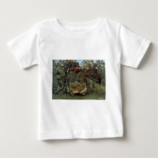 The lion which is hungry t-shirt