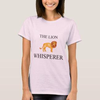 The Lion Whisperer T-Shirt