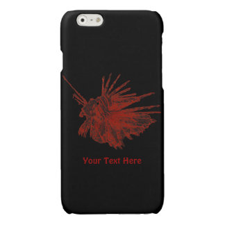 The Lionfish 2 Glossy iPhone 6 Case