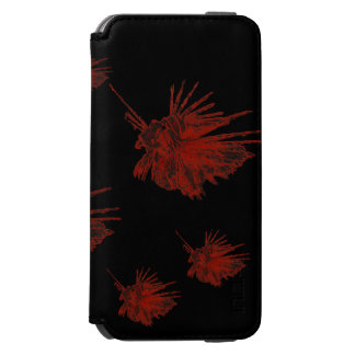 The Lionfish 2 iPhone 6/6s Wallet Case