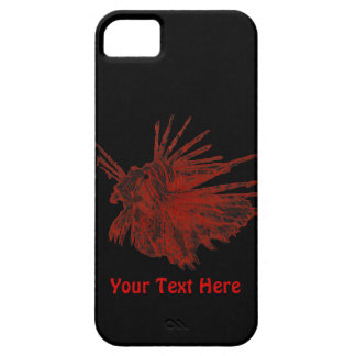 The Lionfish 2 iPhone SE/5/5s Case