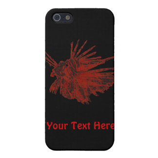 The Lionfish 2 iPhone SE/5/5s Cover
