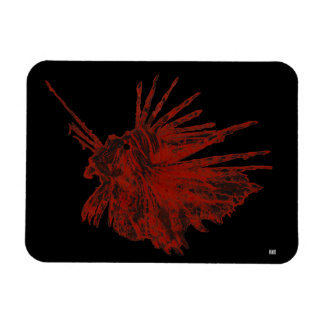The Lionfish 2 Magnet