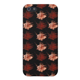 The Lionfish (both colours) iPhone SE/5/5s Cover