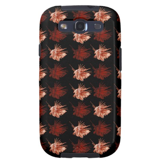 The Lionfish (both colours) Samsung Galaxy S3 Cover