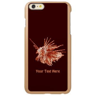 The Lionfish Incipio Feather® Shine iPhone 6 Plus Case