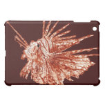 The Lionfish iPad Mini Cover