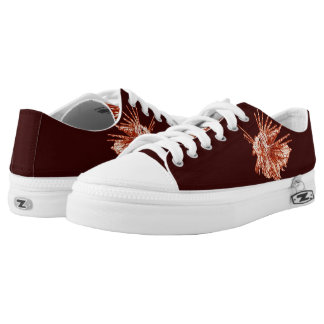 The Lionfish Low-Top Sneakers
