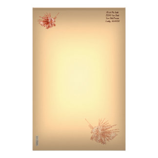 The Lionfish Stationery
