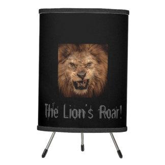The Lion's Roar Lamp